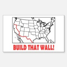 Build That Wall Decal
