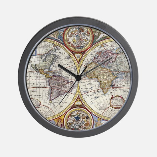 Cute History Wall Clock