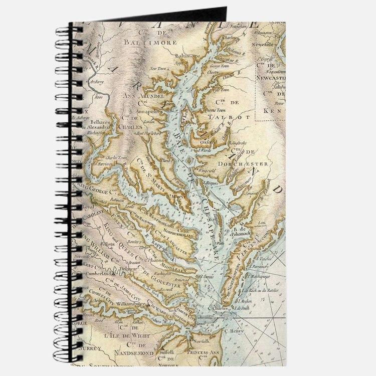 Cute Chesapeake bay Journal