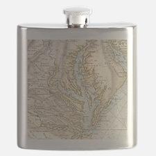 Cute Chesapeake bay Flask