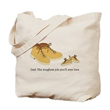 For Daddy Tote Bag