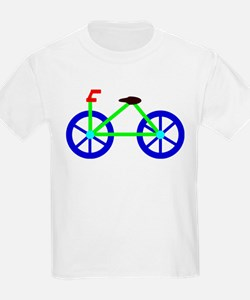 Kids Cycle T-Shirt
