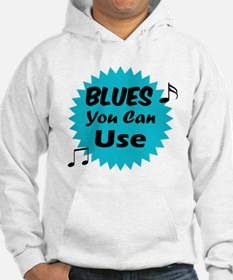 Blues you can use Hoodie
