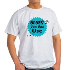 Blues you can use T-Shirt