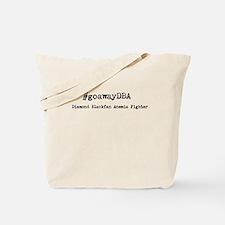 Fighter Tote Bag