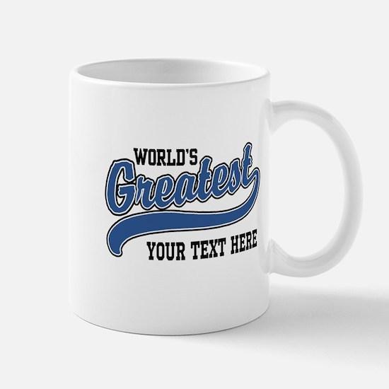 World's greatest Personalized Mug