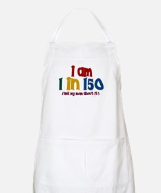 """I Am 1 In 150"" 2 BBQ Apron"