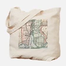 Cute Mobile alabama Tote Bag