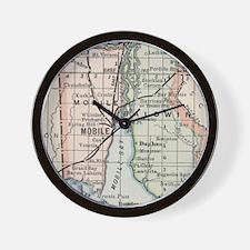 (al Wall Clock