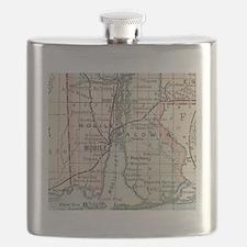 Unique Alabama Flask