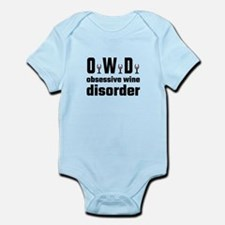OWD Obsessive Wine Disorder Body Suit