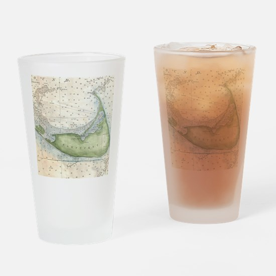 Cool Heart Drinking Glass