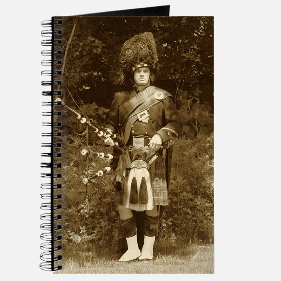 Highland Bagpiper Journal
