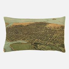 Cute Oakland Pillow Case