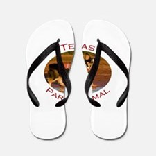 Texas Party Animal Flip Flops