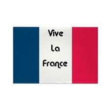 Cute Travel france Rectangle Magnet (10 pack)