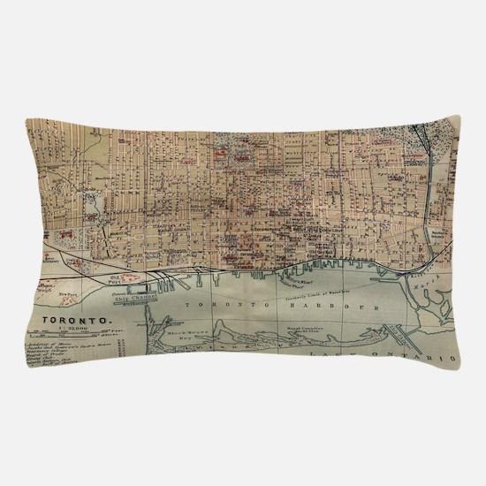 Cool Toronto Pillow Case