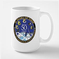 DMSP at 50! Large Mug