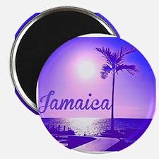 Cool Jamaica Magnet