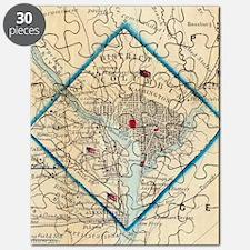 Unique Washington dc Puzzle