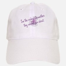 I'm the wicked stepmother they warned you abou Baseball Baseball Cap