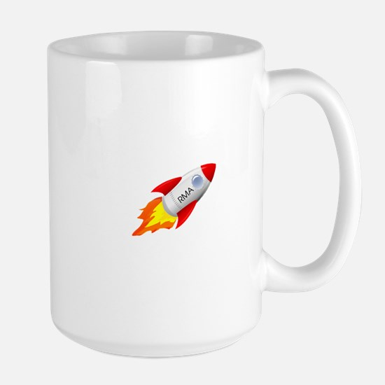 Rocket Man Anesthesia Rocket Mugs