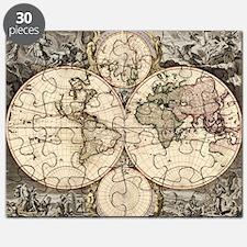 Funny Antique maps Puzzle