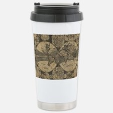 Unique World maps Travel Mug
