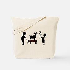 Totes MaGoats Cute Goat Tote Bag