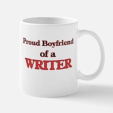 Proud Boyfriend of a Graphologist Mugs
