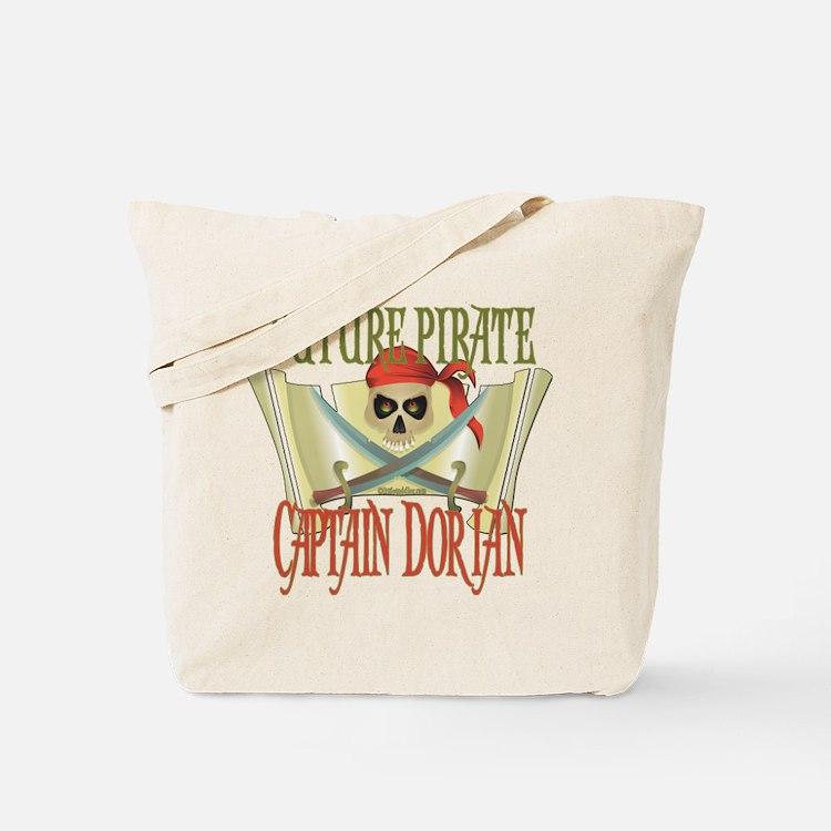 Future Pirates Tote Bag