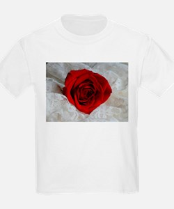 Wonderful Red Rose T-Shirt