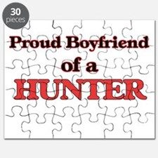 Proud Boyfriend of a Hunter Puzzle