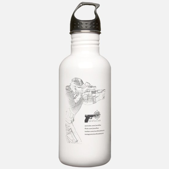 Funny Carbine Water Bottle