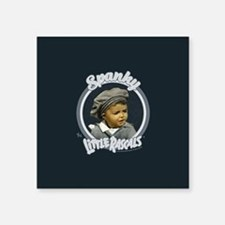 "The Little Rascals: Spanky Square Sticker 3"" x 3"""