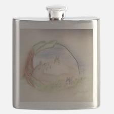 Unique Studio Flask