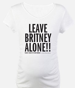Leave Britney Alone Shirt