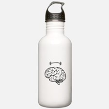 The Cortex Trainer Log Water Bottle