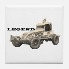 "Doug Cronshaw ""LEGEND"" Tile Coaster"