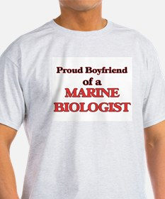Proud Boyfriend of a Marine Biologist T-Shirt
