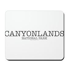 Canyonlands National Park ZNP Mousepad