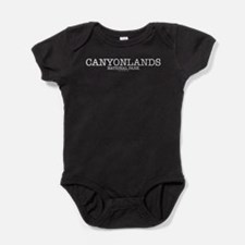 Canyonlands National Park ZNP Baby Bodysuit