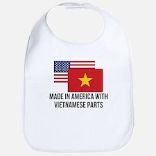 Vietnamese Parts Bib