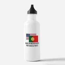 Portuguese Parts Water Bottle