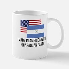 Nicaraguan Parts Mugs