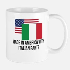 Italian Parts Mugs