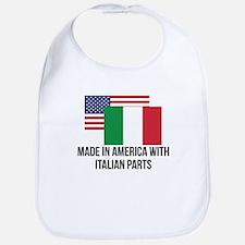 Italian Parts Bib