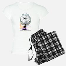 Bella Luna Women's Light Pajamas