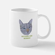 Kittens for Bernie! Mugs