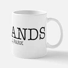 Badlands National Park BNP Mug